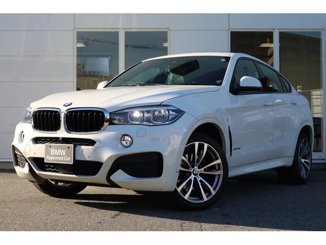 BMW X6 xDrive 35i Mスポーツ (検30.11)