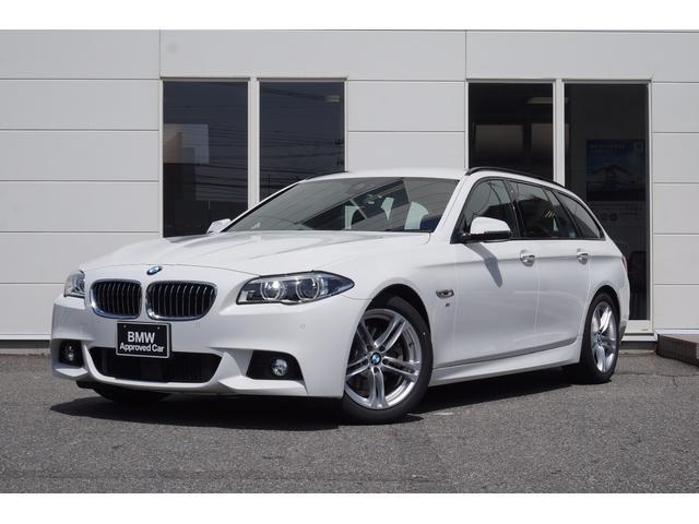 BMW 5シリーズ 523dツーリング Mスポーツ (検31.5)