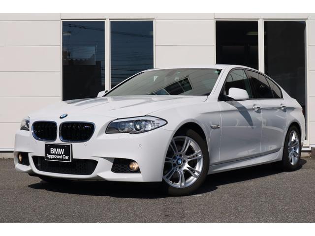 BMW 5シリーズ 523i Mスポーツパッケージ (車検整備付)