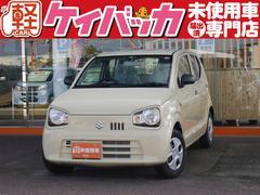 新潟県の中古車ならアルト F 届出済未使用車 純正CDデッキ ESP