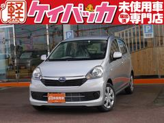 新潟県の中古車ならプレオプラス F 届出済未使用車 ヒルホールドシステム エコアイドル