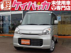 新潟県の中古車ならスペーシア G 4WD 届出済未使用車 オーディオレス スマートキー