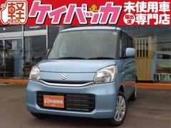 新潟県の中古車ならスペーシア G 届出済未使用車 オーディオレス D席シートヒーター