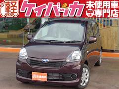 新潟県の中古車ならプレオプラス F 届出済未使用車 CDデッキ ヒルホールドコントロール