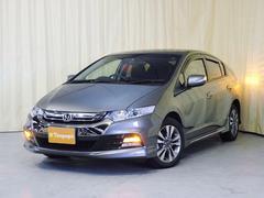 新潟県の中古車ならインサイトエクスクルーシブ XL 社外SDナビ TV パドルシフト