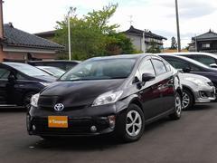 新潟県の中古車ならプリウス G 純正HDDナビ フルセグTV