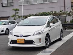 新潟県の中古車ならプリウス G 純正HDDナビ フルセグTV バックカメラ