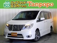 新潟県の中古車ならセレナ ハイウェイスター Vセレクション+セーフティ SHV