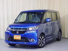 新潟県の中古車ならソリオバンディット ハイブリッドMV 登録済未使用車