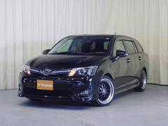 新潟県の中古車ならカローラフィールダー 1.5G エアロツアラー・ダブルバイビー メモリナビ