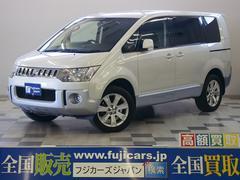 新潟県の中古車ならデリカD:5 G プレミアム 4WD ツインモニター ロックフォード