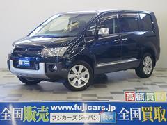 新潟県の中古車ならデリカD:5 Dプレミアム 4WD SDナビ ロックフォード 両側パワスラ