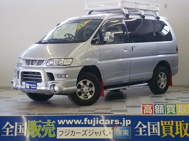 三菱 アクティブフィールドED 4WD HDD ルーフラック