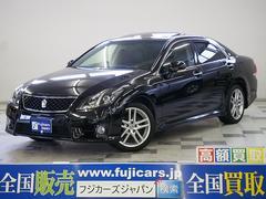 新潟県の中古車ならクラウン 2.5アスリート アニバーサリーED 本革 サンルーフ