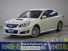 新潟県の中古車ならレガシィB4 2.5GT Sパッケージ ビルシュタイン 純正HDDナビ