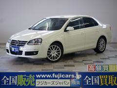 新潟県の中古車ならVW ジェッタ 2.0T 本革 HDDナビ 地デジ ターボ シートヒーター