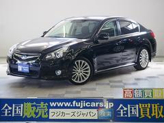 新潟の中古車 スバル レガシィB4 車両価格 98万円 リ済別 平成21年 7.1万K ブラックM