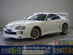 新潟県の中古車ならスープラ RZ−S ツインターボ エアロ BBS18インチAW