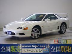 新潟の中古車 三菱 GTO 車両価格 115万円 リ済別 平成9年 9.7万K パールホワイト