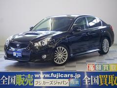 新潟県の中古車ならレガシィB4 2.5GT Sパッケージ 純正HDDナビ ビルシュタイン