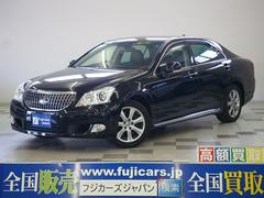 新潟の中古車 トヨタ クラウンマジェスタ 車両価格 159万円 リ済別 平成23年 9.2万K ブラックM