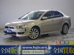新潟の中古車 三菱 ギャランフォルティス 車両価格 55万円 リ済別 平成19年 1.8万K ゴールドM