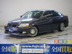 新潟の中古車 トヨタ マークII 車両価格 139万円 リ済別 平成14年 11.6万K グレーM
