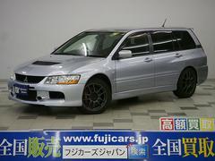 新潟の中古車 三菱 ランサーワゴン 車両価格 119万円 リ済別 平成18年 9.9万K シルバーM