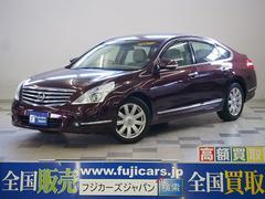 新潟の中古車 日産 ティアナ 車両価格 119万円 リ済別 平成21年 1.4万K ブラウンM