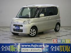 新潟の中古車 ダイハツ タント 車両価格 45万円 リ済別 平成20年 7.0万K ゴールドM