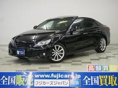 新潟の中古車 トヨタ マークX 車両価格 149万円 リ済別 平成22年 8.6万K ブラックM