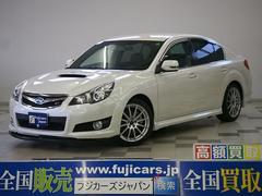 新潟県の中古車ならレガシィB4 2.5GT tS HDDナビ ビルシュタイン STIマフラー
