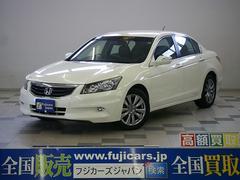 新潟の中古車 ホンダ インスパイア 車両価格 119万円 リ済別 平成22年 6.2万K パールホワイト