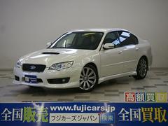 新潟県の中古車ならレガシィB4 2.0GTスペックB 本革 STIマフラー マッキントッシュ