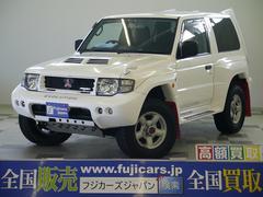 新潟県の中古車ならパジェロ エボリューション レカロシート タイミングベルト交換済
