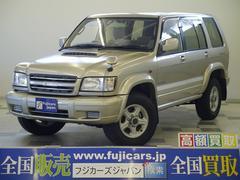 新潟県の中古車ならビッグホーン プレジールII ロング ディーゼルターボ TOD 7人乗り