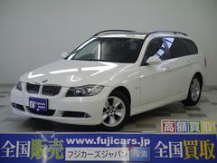 新潟県の中古車ならBMW 325iツーリング ハイラインPKG HDDナビ サンルーフ