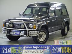 新潟県の中古車ならサファリ キングズロード ハイルーフ デフロック 7人乗り