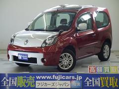 新潟県の中古車ならルノー カングービボップ ベースグレード HDDナビ コーナーセンサー グラスルーフ
