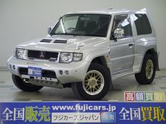 新潟県の中古車ならパジェロ エボリューション 純正5速MT HDDナビ バックモニター