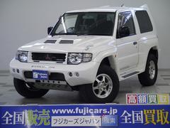 新潟県の中古車ならパジェロ エボリューション 純正5速MT HDDナビ レカロシート