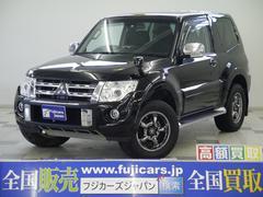 新潟県の中古車ならパジェロ ショート VR−II 社外SDナビ クルコン 後期