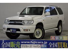 新潟県の中古車ならハイラックスサーフ SSR−G SDナビ ナローボディ ツインバッテリー 後期