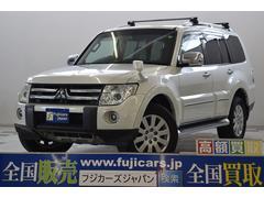新潟県の中古車ならパジェロ ロング スーパーエクシード ロックフォード 本革 クルコン