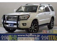 新潟県の中古車ならハイラックスサーフ SSR−X HDDナビ Bモニター 革調シートカバー ETC