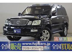 新潟県の中古車ならランドクルーザー100 シグナス 1ナンバー 腰下同色 マルチレス 後期仕様