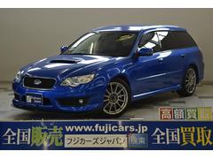 新潟県の中古車ならレガシィツーリングワゴン tuned by STI 6速MT オーリンズショック