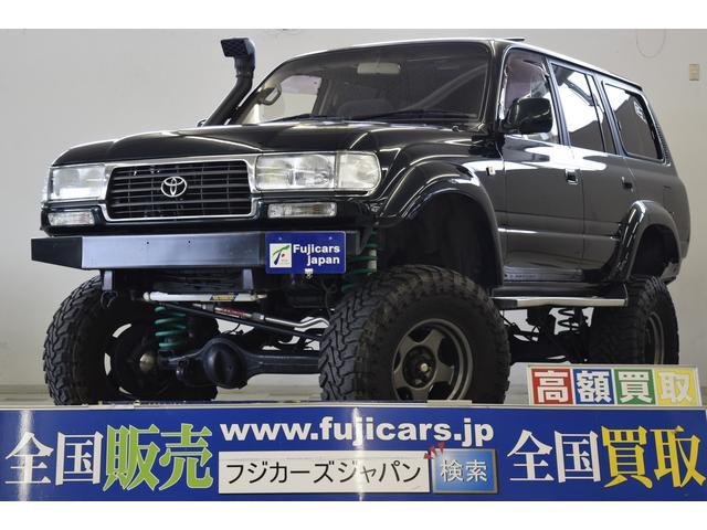 トヨタ VX 5速MT リフトアップ 構造変更済 シュノーケル
