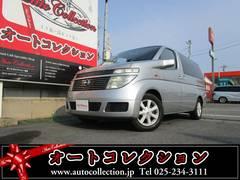 新潟県の中古車ならエルグランド V 70th−II タイミングチェーン車 キーレス ETC