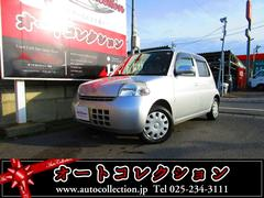 新潟の中古車 ダイハツ エッセ 車両価格 5万円 リ済別 平成18年 15.8万K シルバーメタリック